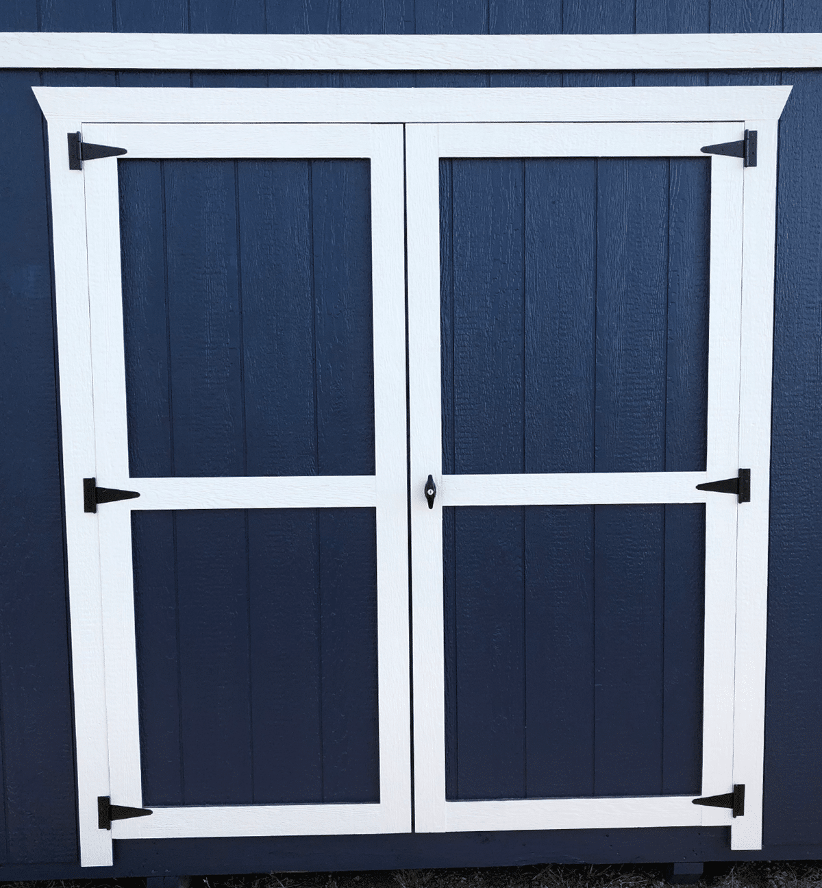 Yoder's Storage Sheds | Custom Options | Double Doors