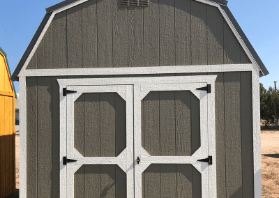 Yoder's Storage Sheds | Lofted Barn |Co