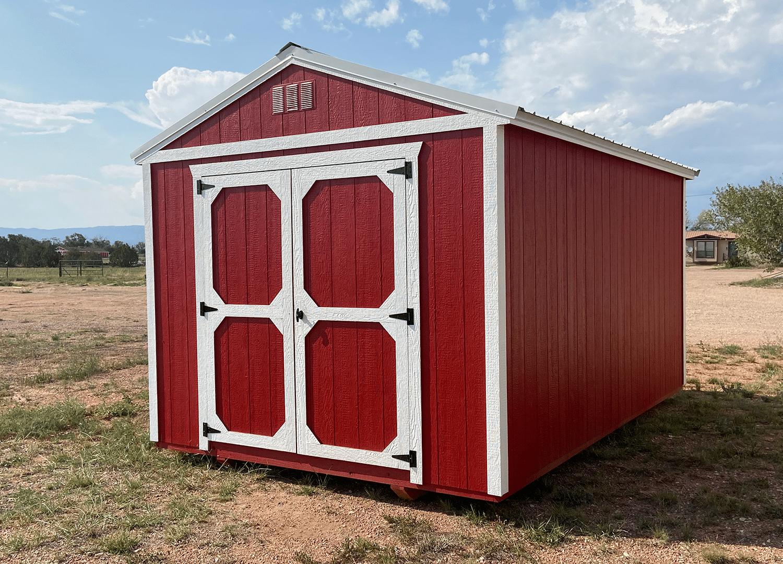 Utility Shed | Yoder's Storage Sheds | Colorado | Portable Building