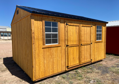 Yoder's Storage Sheds | Side Utility Shed | Colorado