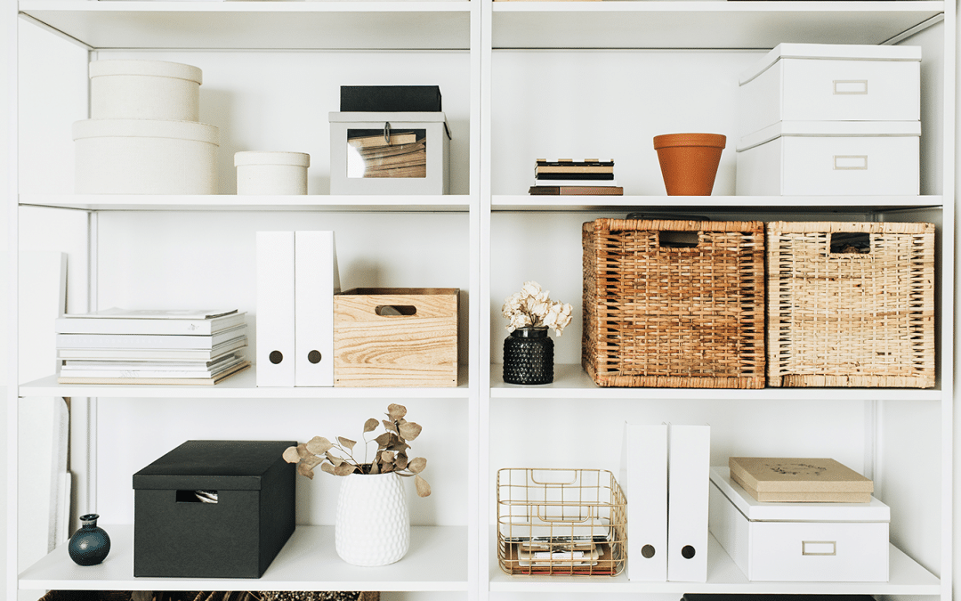 Small Space Organization