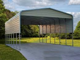 Carport | Yoder's Storage Sheds