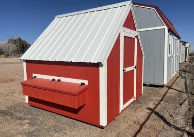 Yoder's Storage Sheds | Backyard Chicken Coop | Colorado